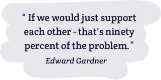 Famous quote by Gardner